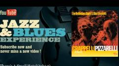 Bucky Pizzarelli & Stéphane Grappelli - There's a Small Hotel (Take 2)