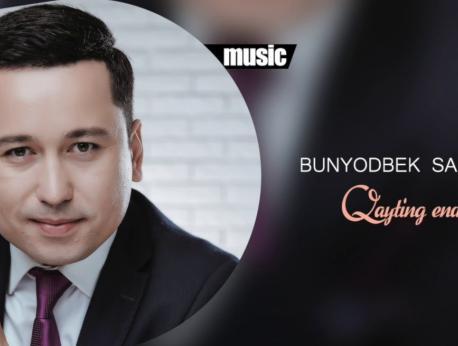 Bunyodbek Saidov Music Photo