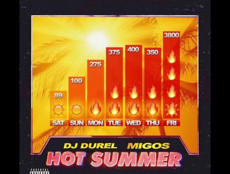 DJ Durel & Migos Music Photo