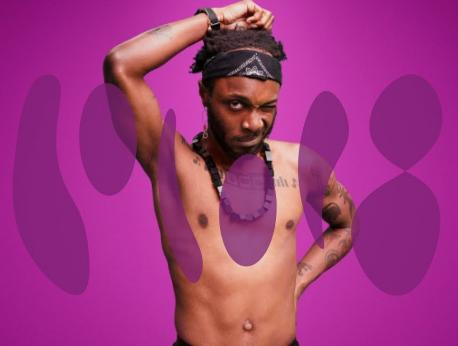JPEGMAFIA Music Photo