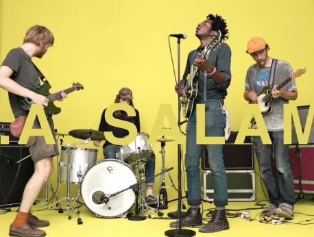 L.A. Salami Music Photo