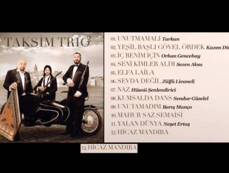Taksim Trio Music Photo