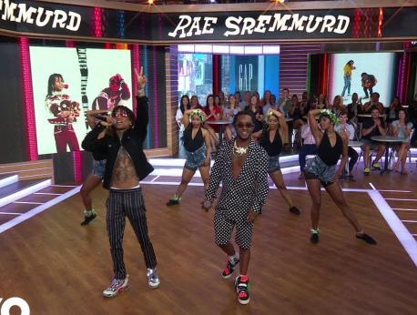 Swae Lee, Slim Jxmmi & Rae Sremmurd Music Photo