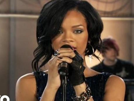 Rihanna Music Photo