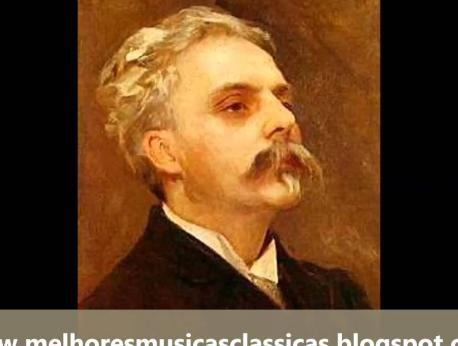 Gabriel Fauré Music Photo