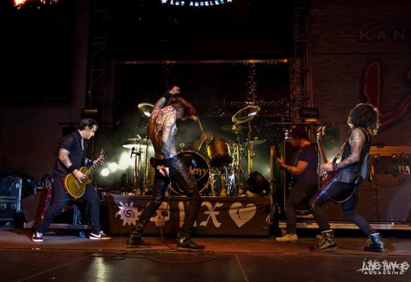 Buckcherry Photo