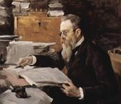 Nikolai Rimsky-Korsakov Photo