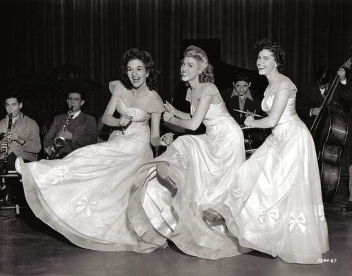 The Andrews Sisters Photo