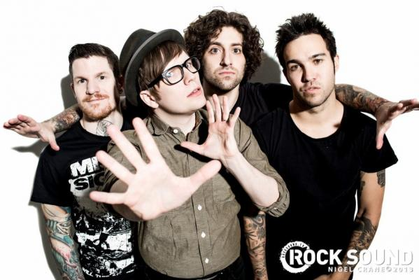 Fall Out Boy Photo