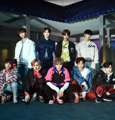 NCT 127 Photo