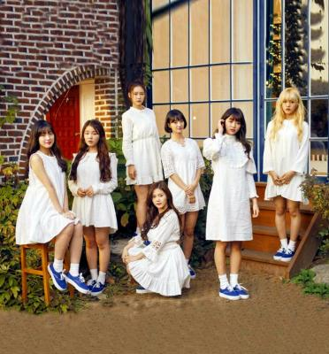 Oh My Girl Photo