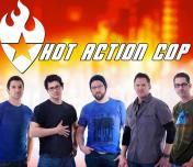 Hot Action Cop Photo