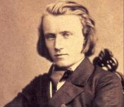 Johannes Brahms Photo