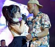 Pharrell Williams x Camila Cabello Photo