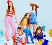 Red Velvet Photo