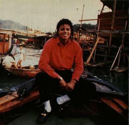 Michael Jackson Photo