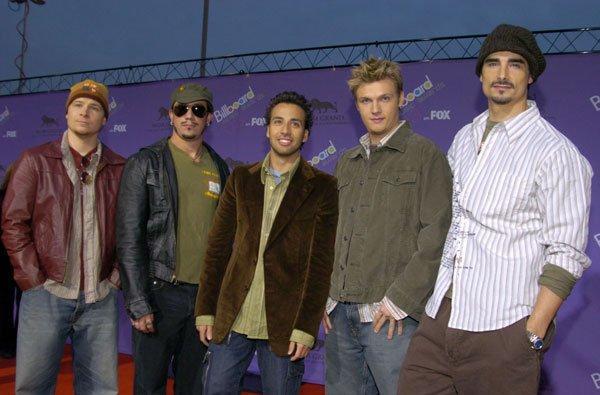 Backstreet Boys Photo
