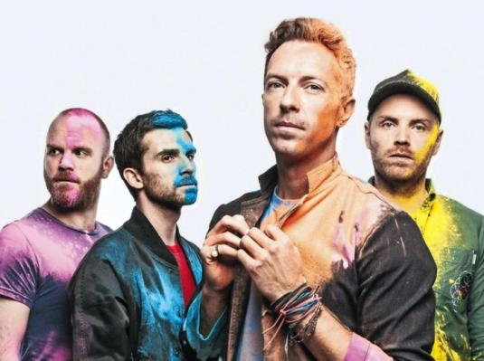 Coldplay Photo