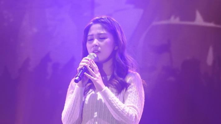 Kwon Jin Ah Photo