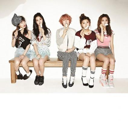 4Minute Photo